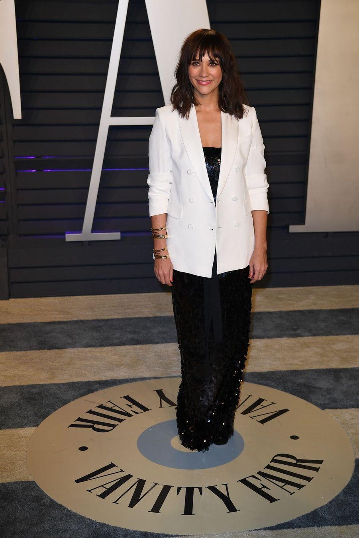Rashida Jonesà l'after-party des Oscars à Los Angeles le 24 février 2019