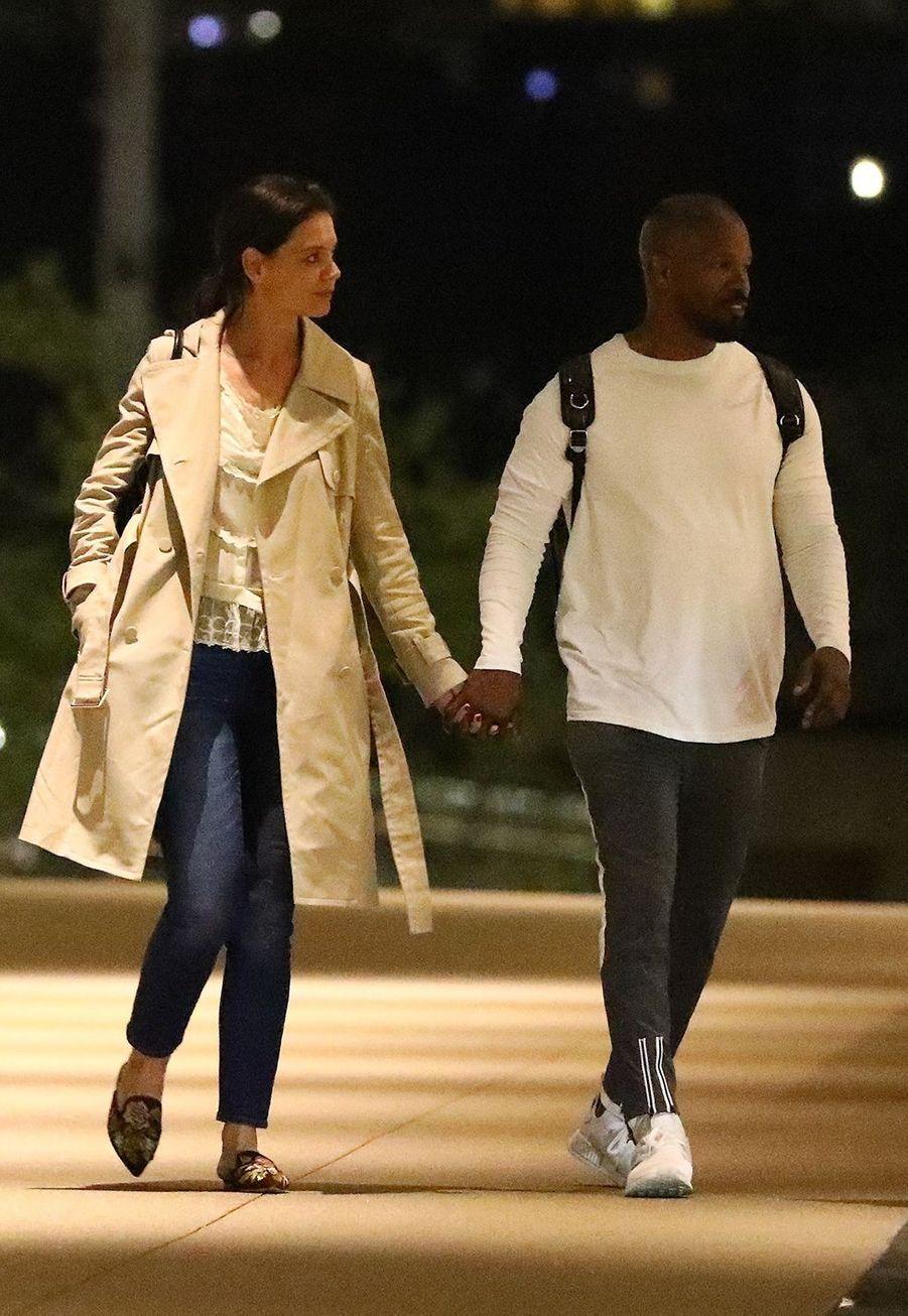 Katie Holmes et Jamie Foxx se sont séparés en mai 2019, après avoir été ensemble pendant 6 ans.