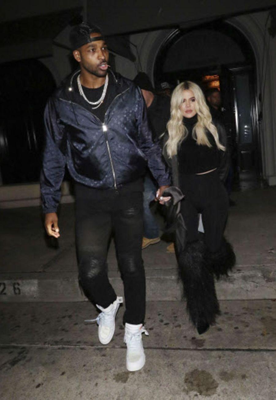 Khloé Kardashian et Tristan Thompson se sont séparés en février 2019 après trois ans de viecommune et la naissance deleur fille True en avril 2018.