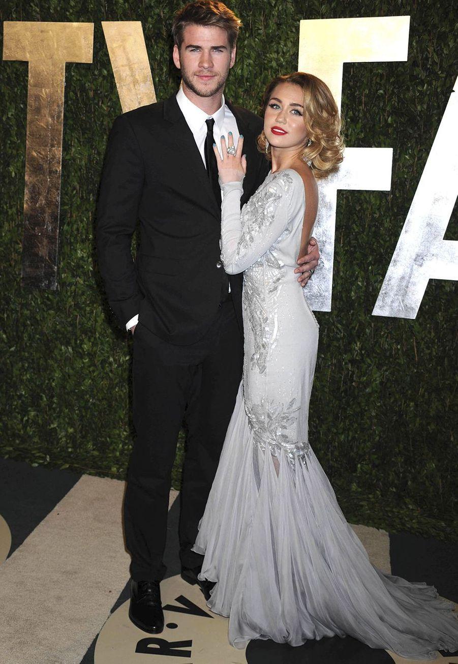 Miley Cyrus et Liam Hemsworth ont annoncé leur séparation après s'être mariés en décembre 2018.