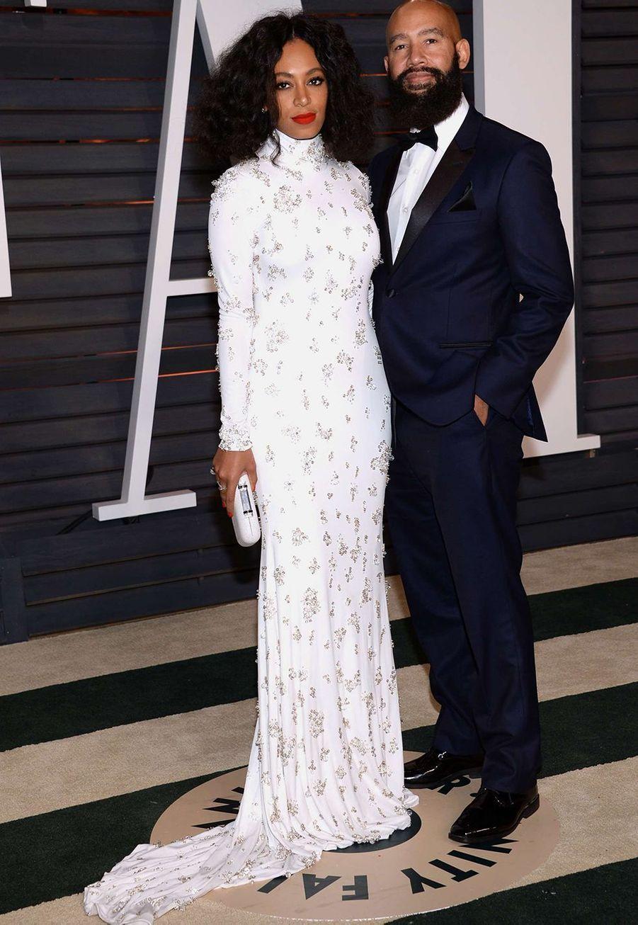 Solange Knowles et Alan Ferguson ont annoncé leur divorce après onze ans passés ensemble et cinq ans de mariage.