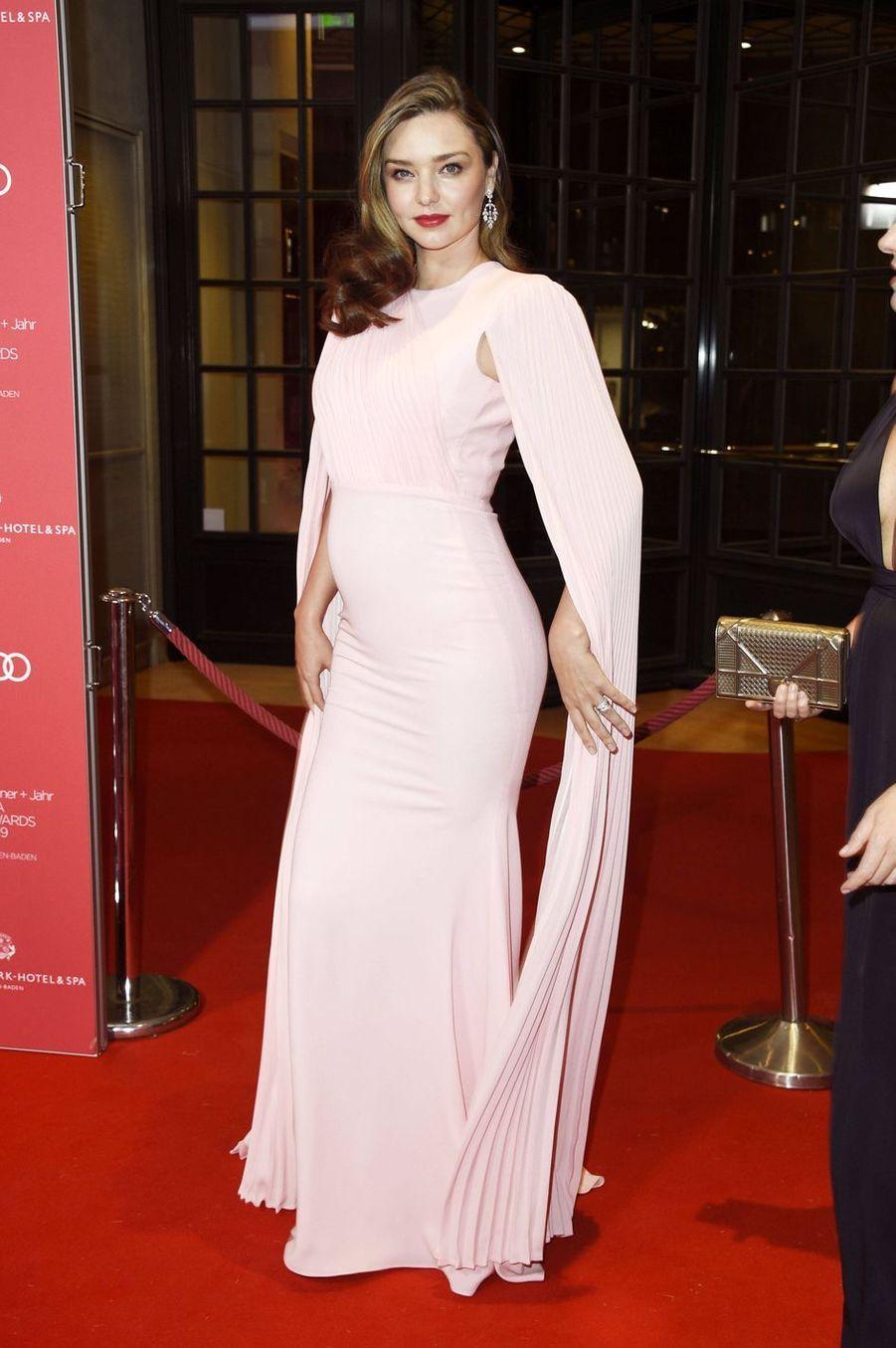 Miranda Kerr à la soirée SPA Awards en Allemagne, le 30 mars 2019