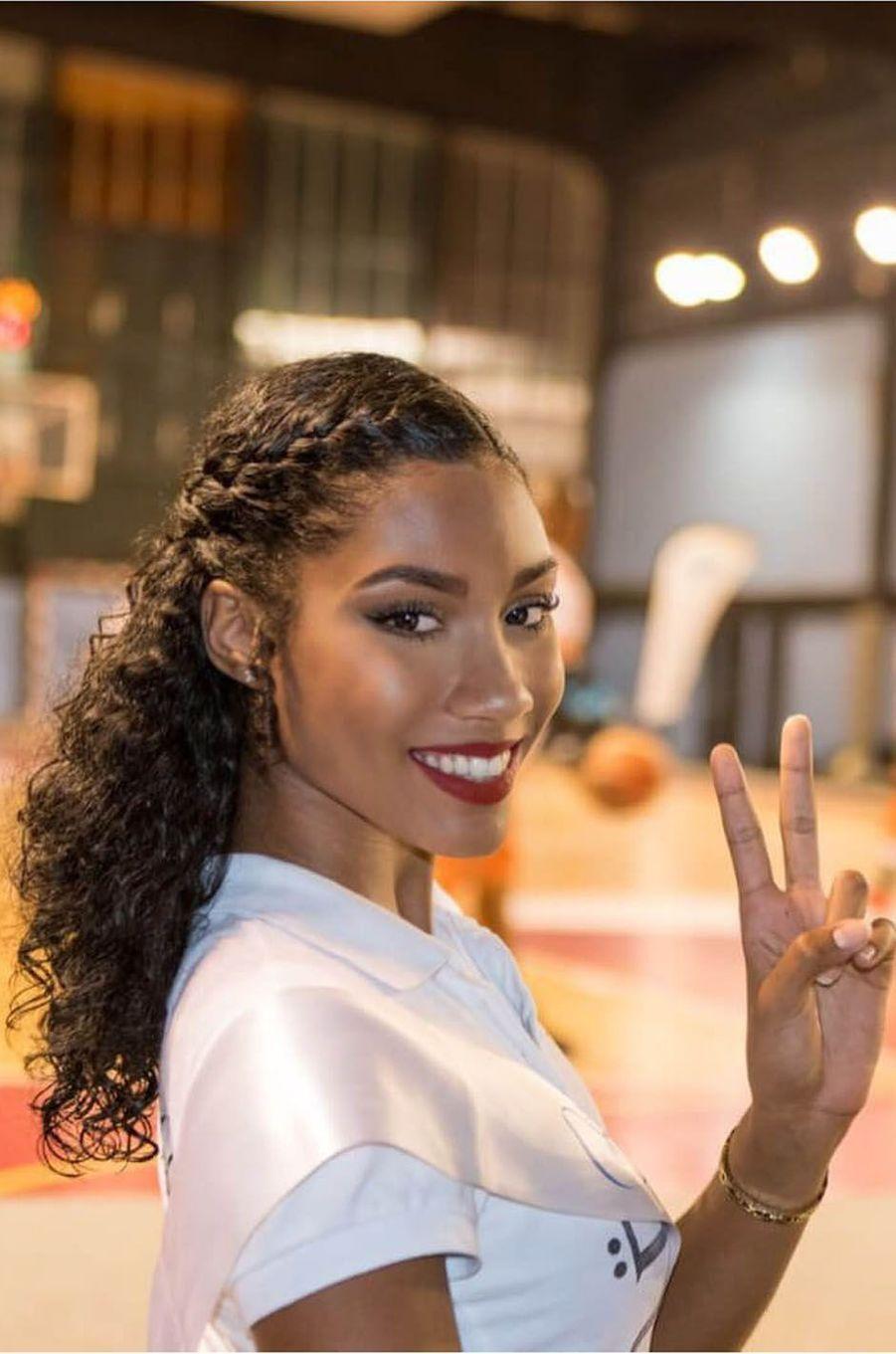 Johane Matignon, Miss Guadeloupe 2017.