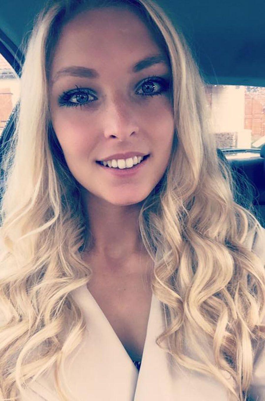 Cloé Cirelli, Miss Lorraine 2017.