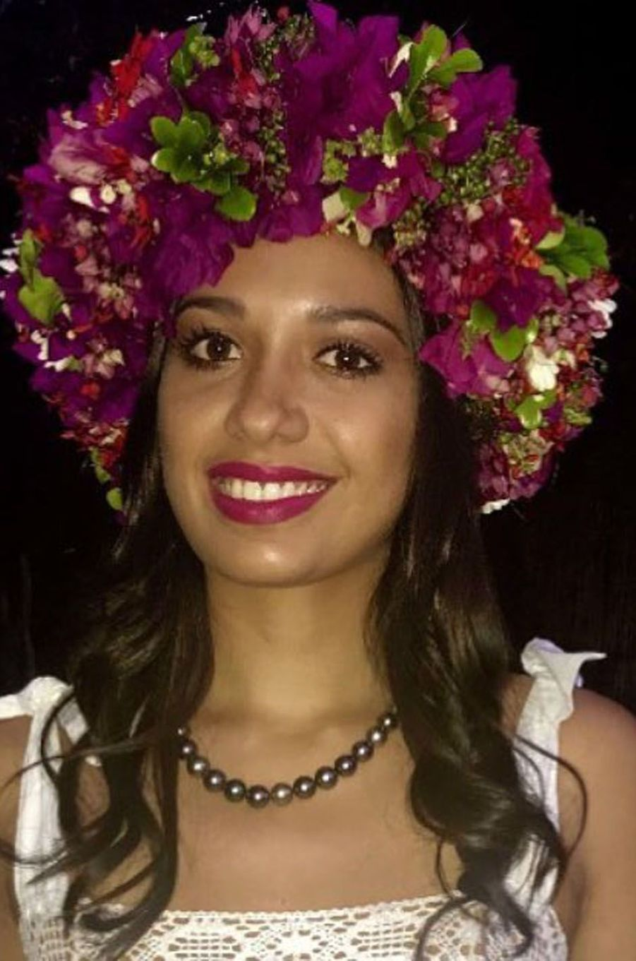 Turouru Temorere, Miss Tahiti 2017.