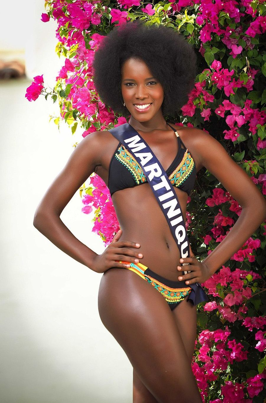 Laure-Anaïs Abidal, Miss Martinique 2017