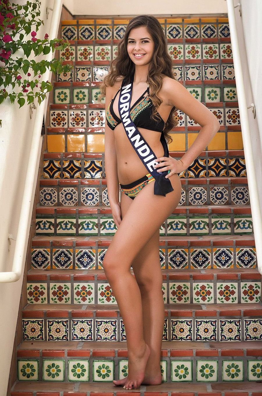 Alexane Dubourg, Miss Normandie 2017