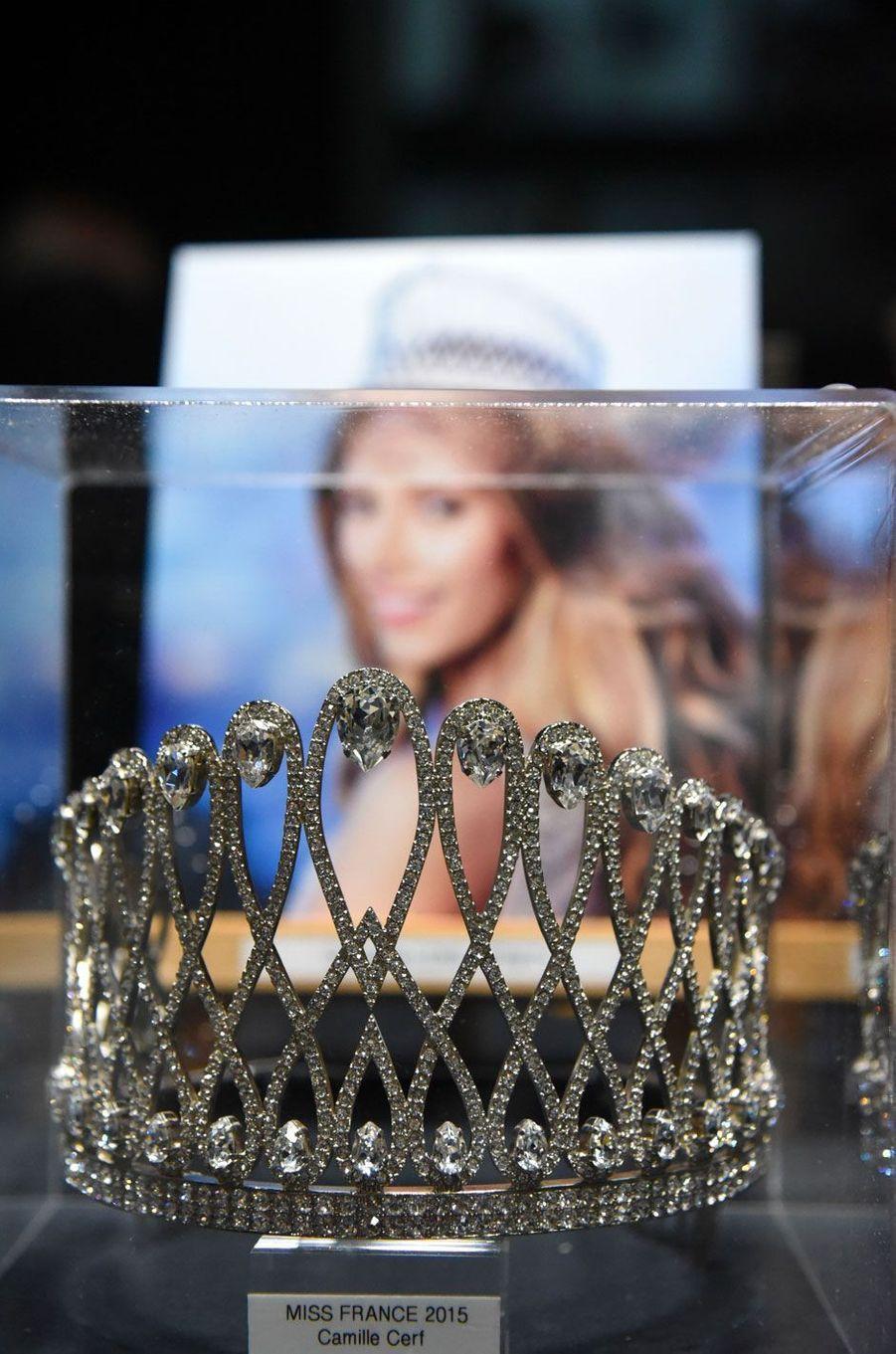 La couronne de Miss France 205