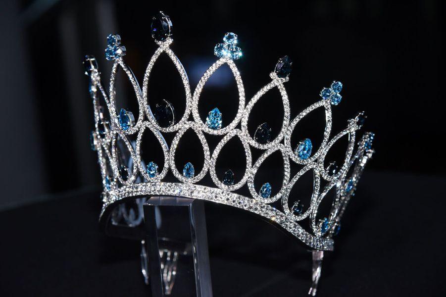 La couronne de Miss France 2019