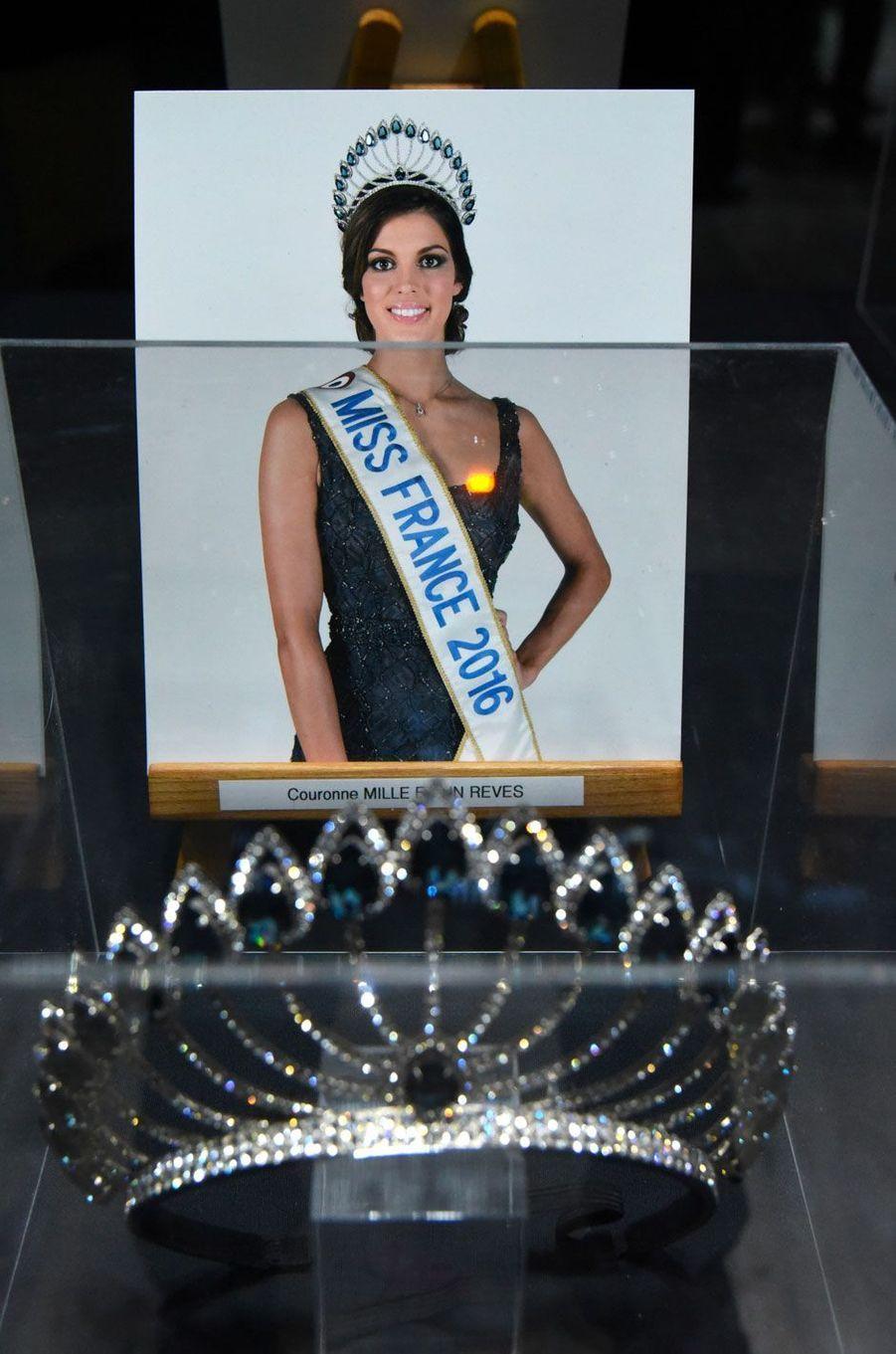 La couronne de Miss France 2016