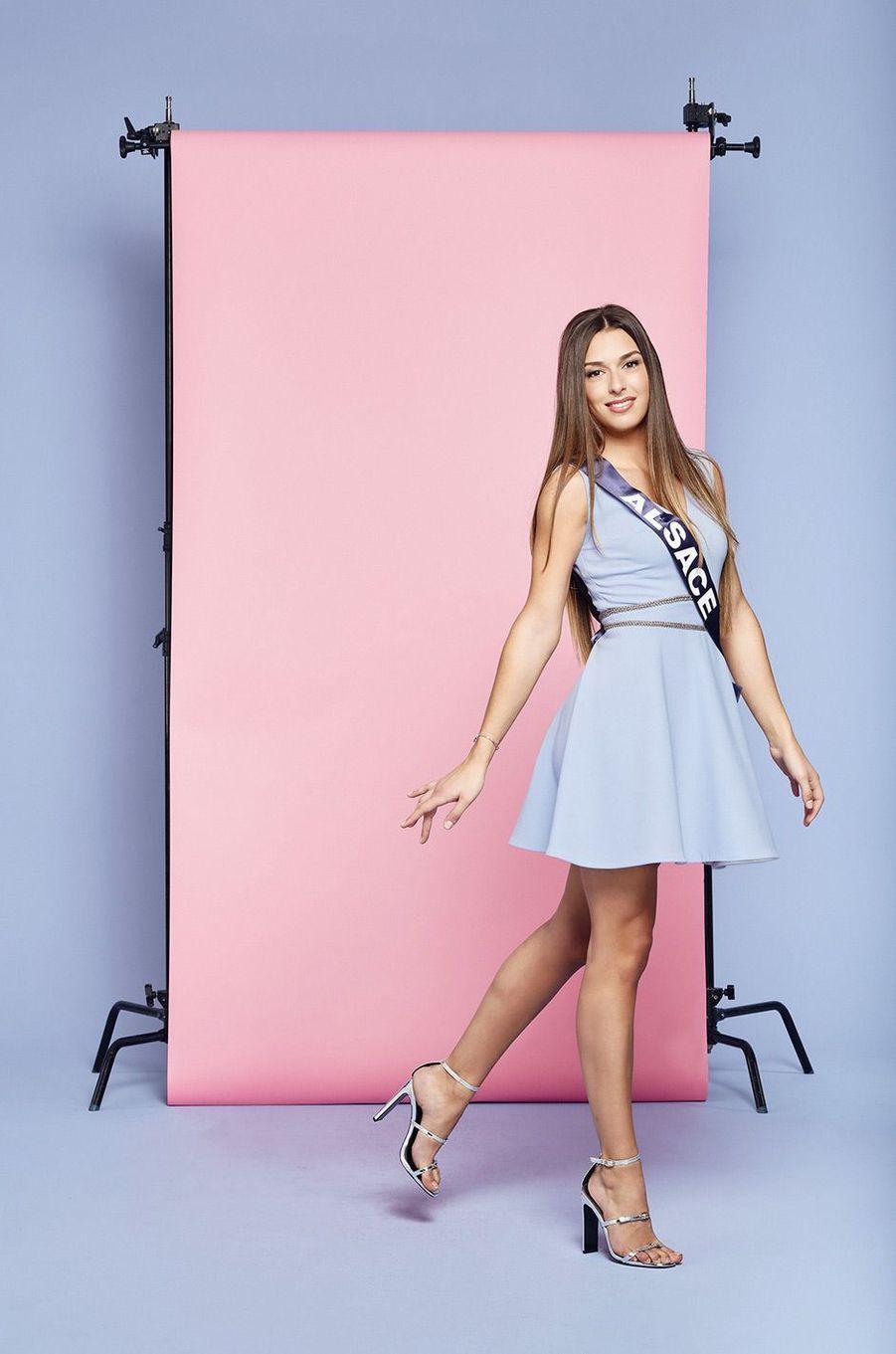 Miss Alsace: Léa Reboul