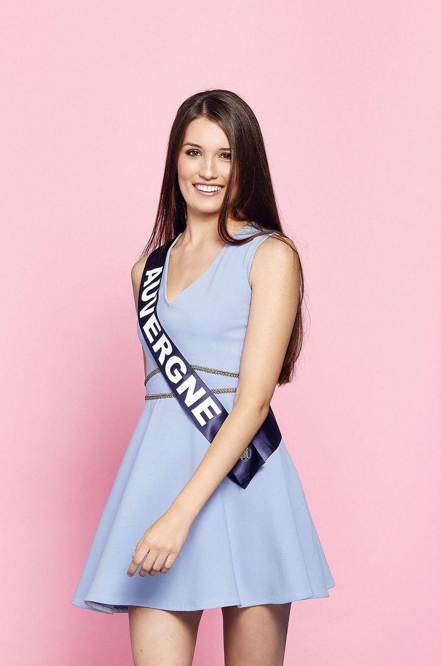 Miss Auvergne:Romane Eichstadt