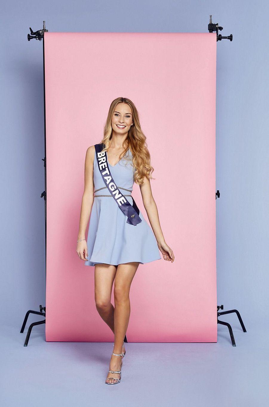 Miss Bretagne: Émilie Bachellereau