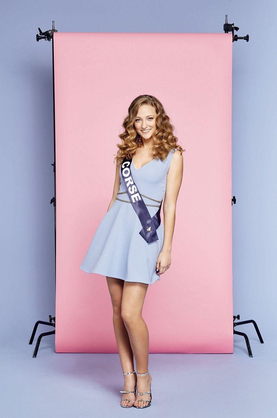 Miss Corse: Manon Jean-Mistral