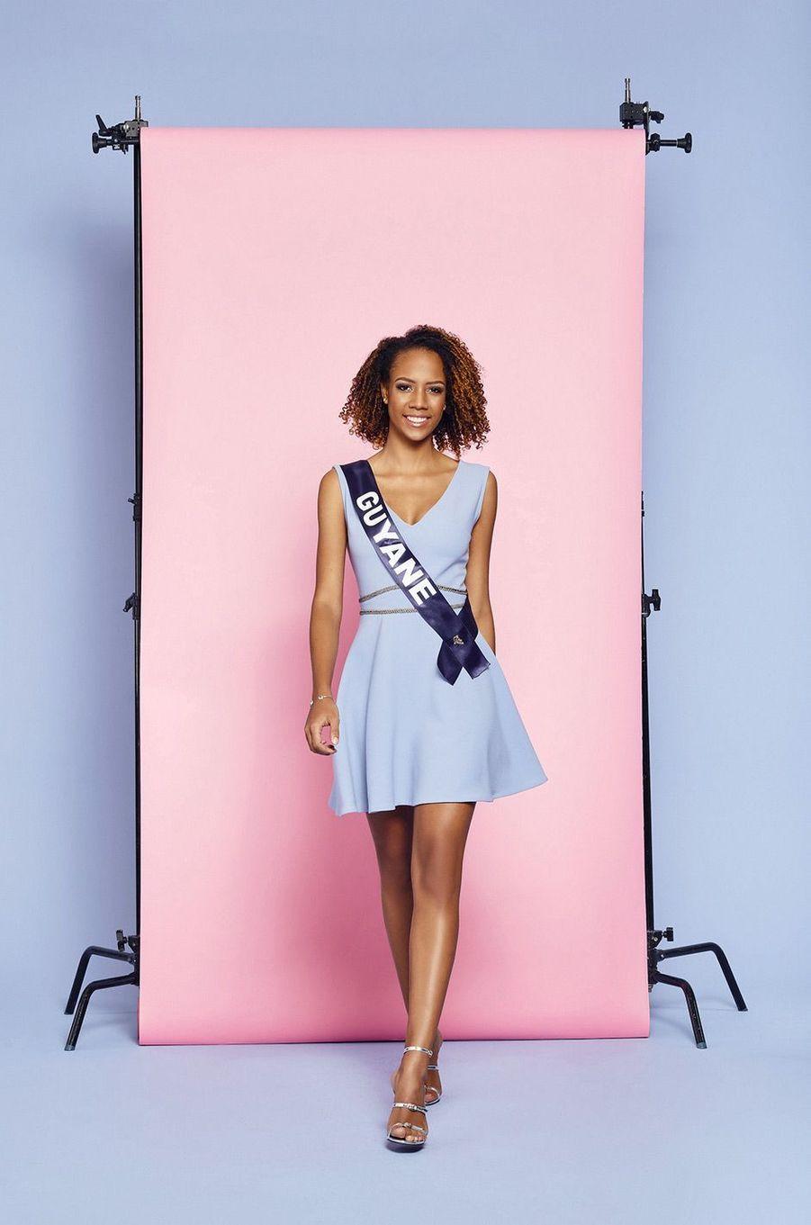 Miss Guyane: Laureline Decocq