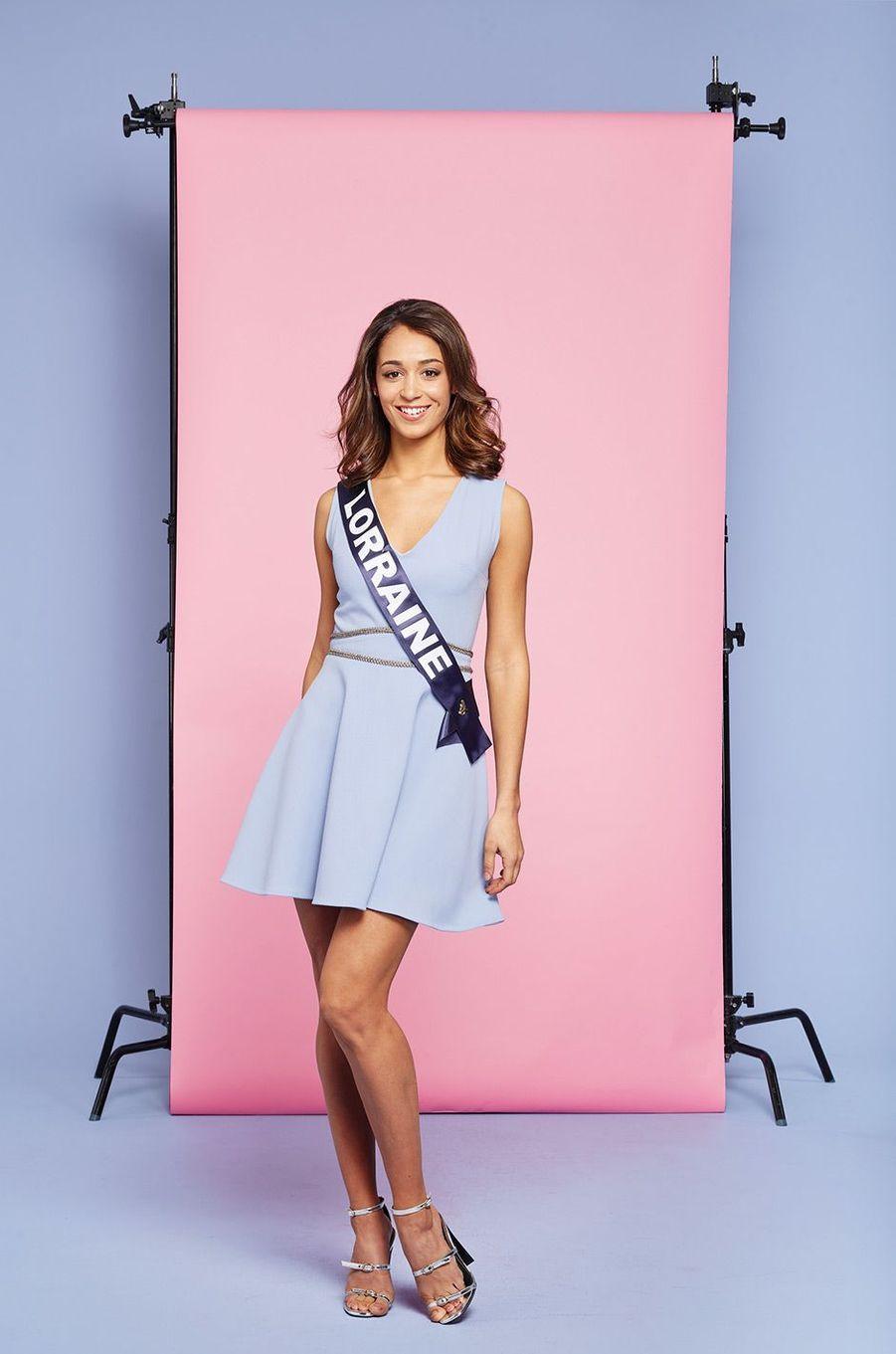 Miss Lorraine: Emma Virtz