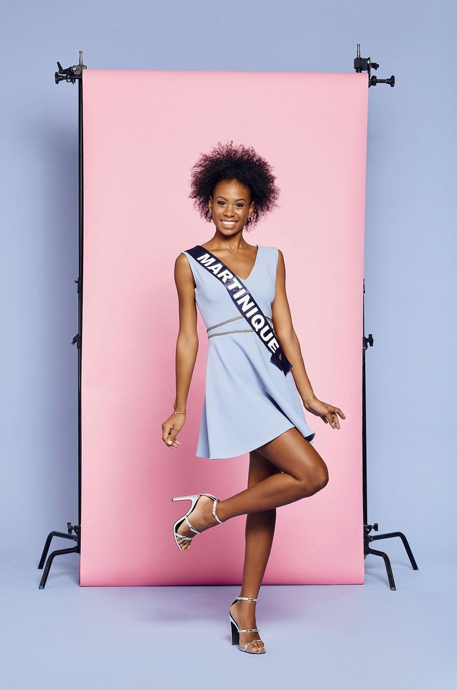 Miss Martinique: Olivia Luscap