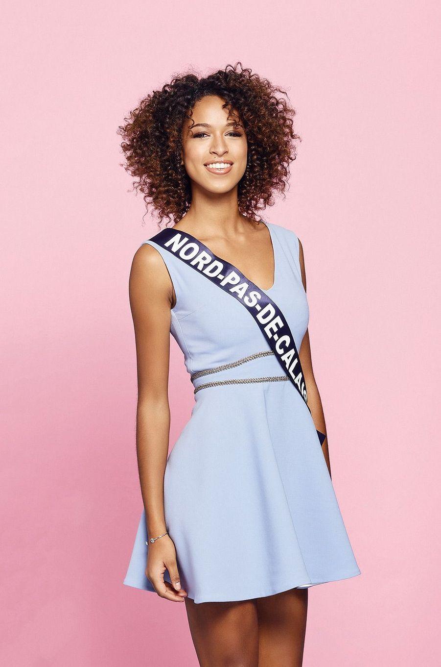 Miss Nord-Pas-de-Calais: Annabelle Varane