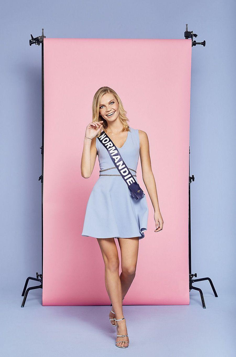 Miss Normandie: Anaëlle Chrétien