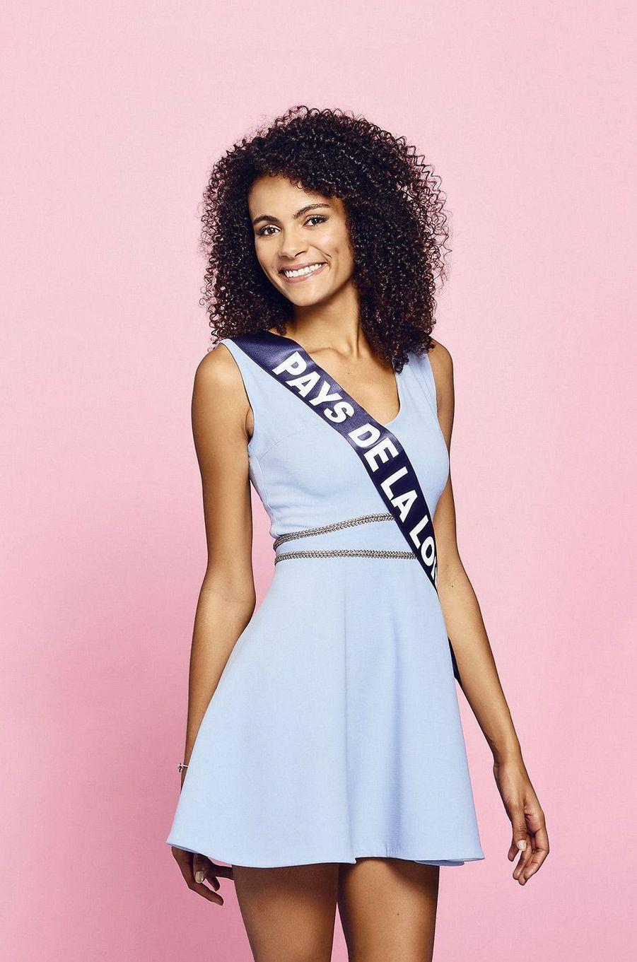Miss Pays de la Loire: Diane Le Roux
