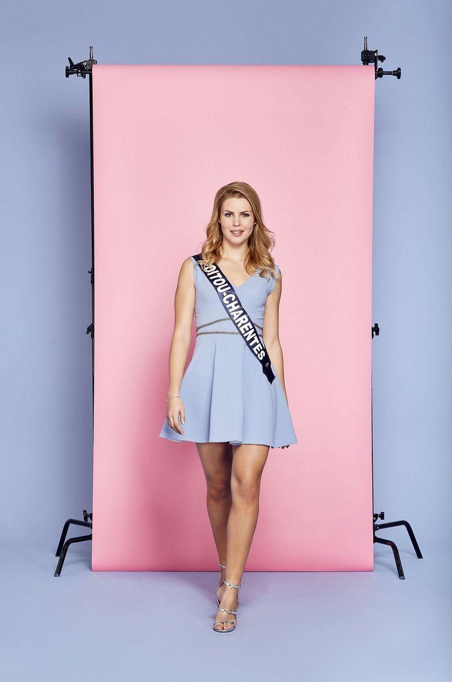 Miss Poitou-Charentes: Marion Sokolik