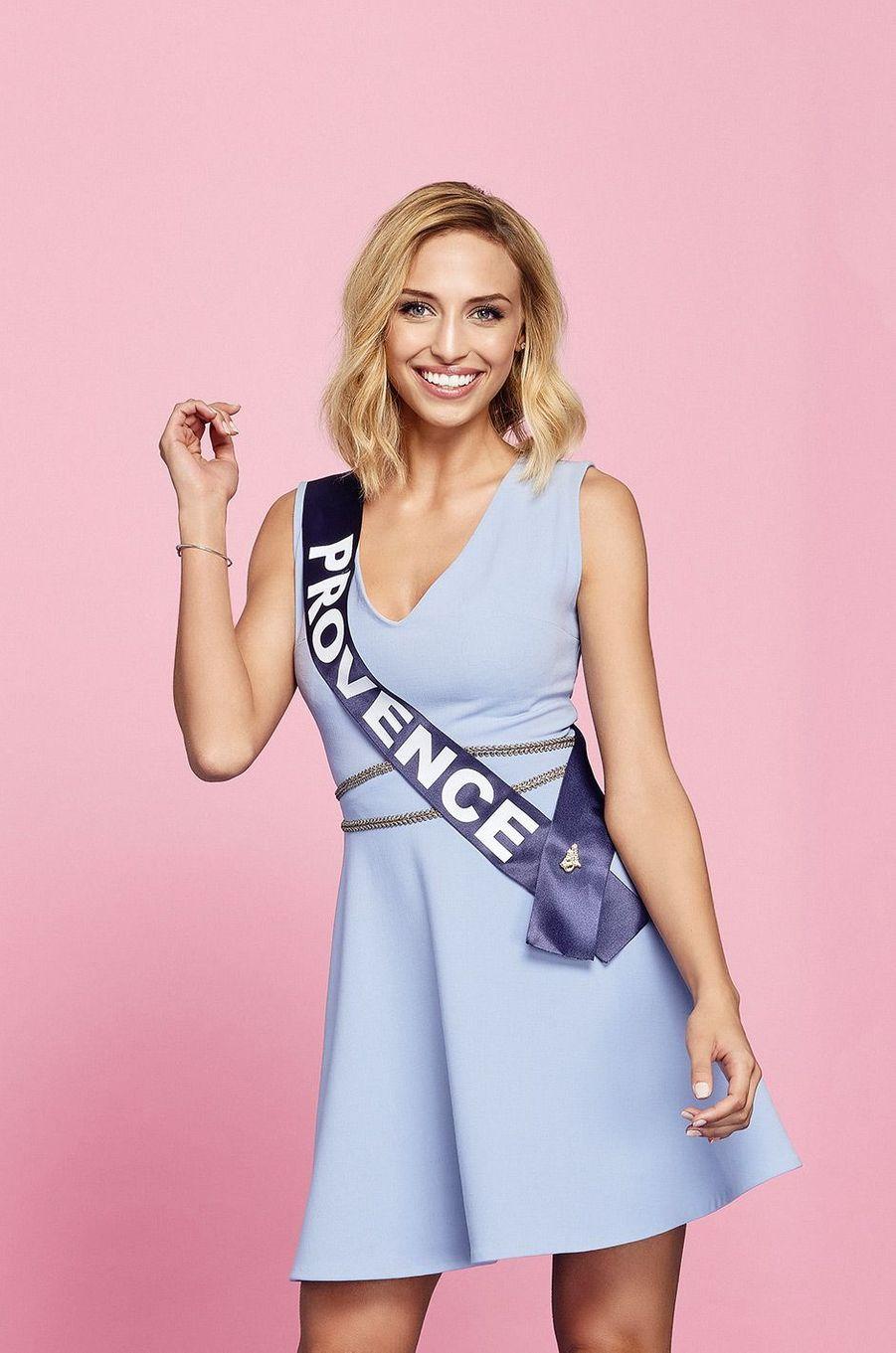 Miss Provence: Wynona Gueraïni