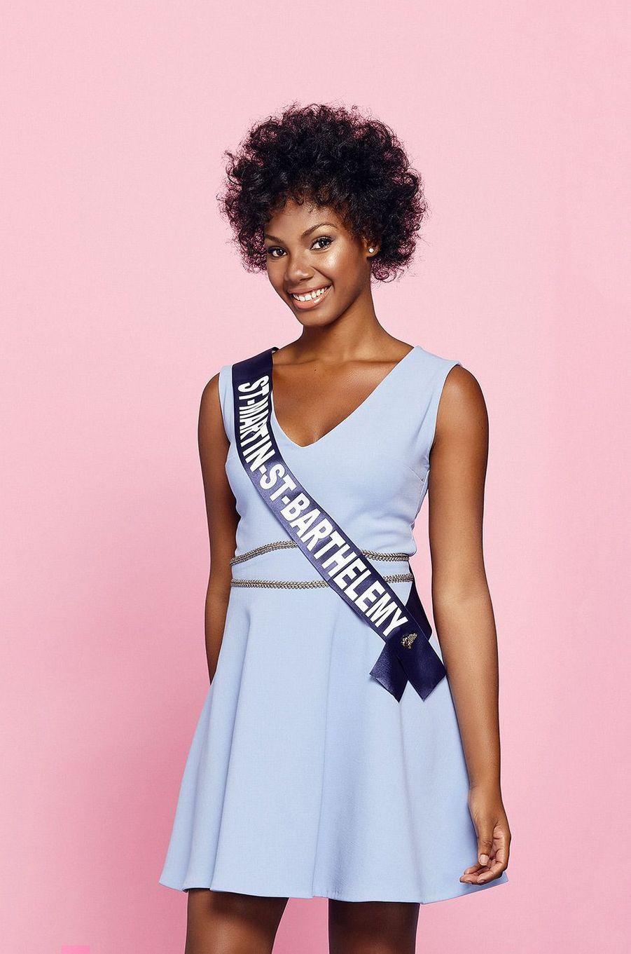 Miss Saint-Martin et Saint-Barthélemy: Alisson Georges