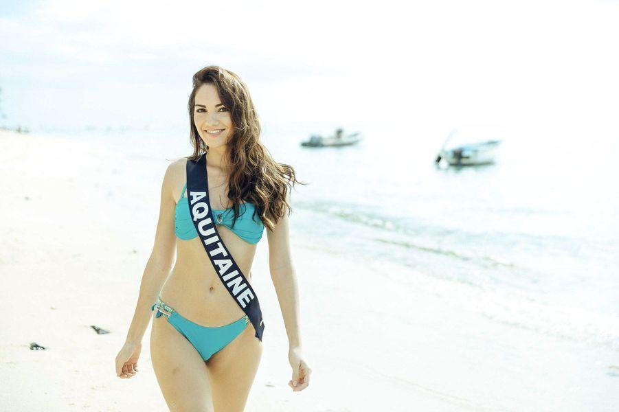 Carla Bonesso, Miss Aquitaine 2018