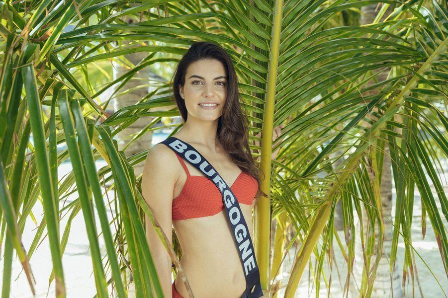Coline Touret, Miss Bourgogne 2018