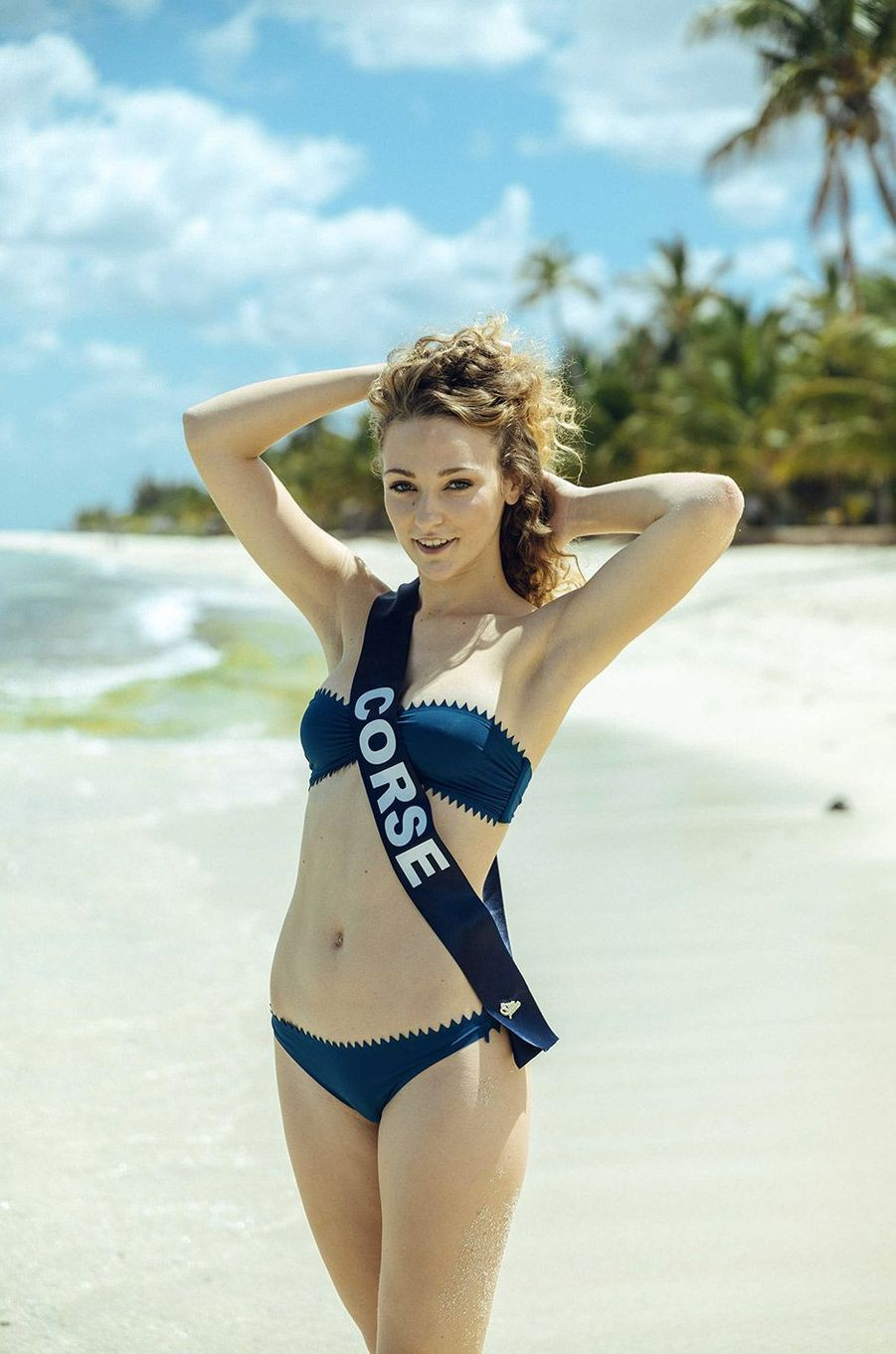 Manon Jean-Mistral, Miss Corse 2018