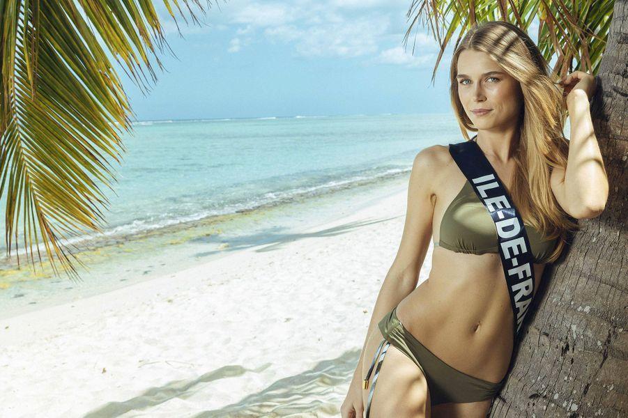 Alice Quérette, Miss Ile-de-France 2018