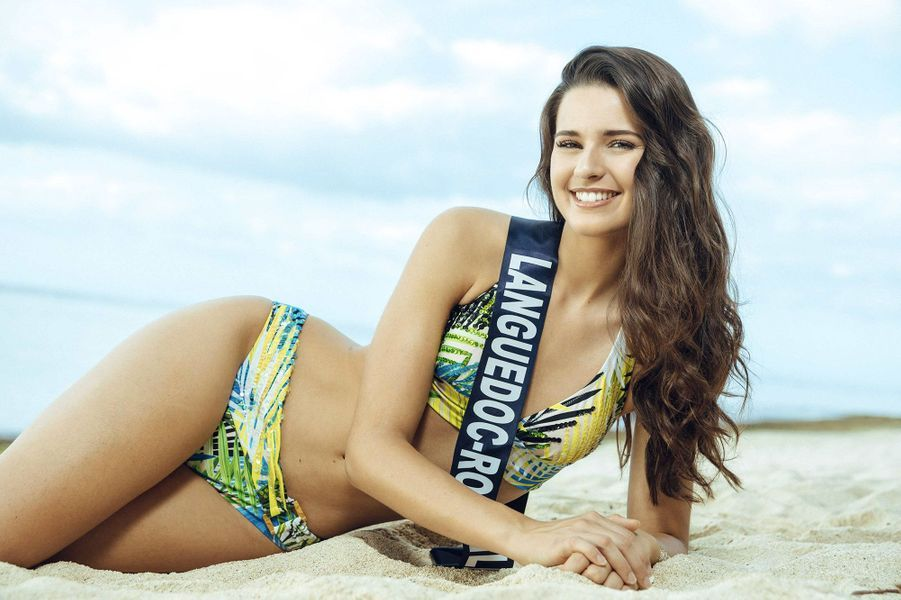 Lola Brengues, Miss Languedoc Roussillon 2018