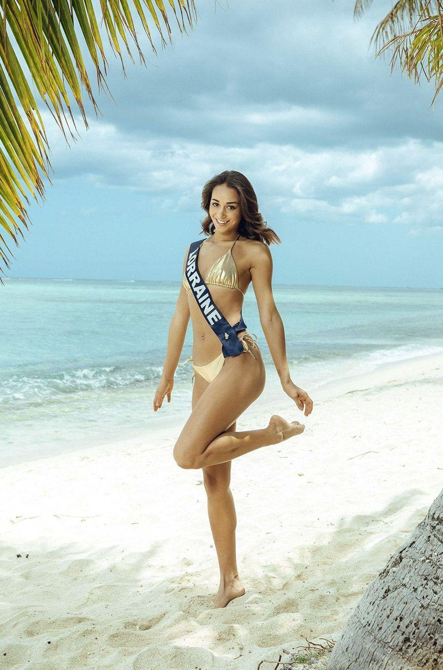 Emma Virtz,Miss Lorraine 2018