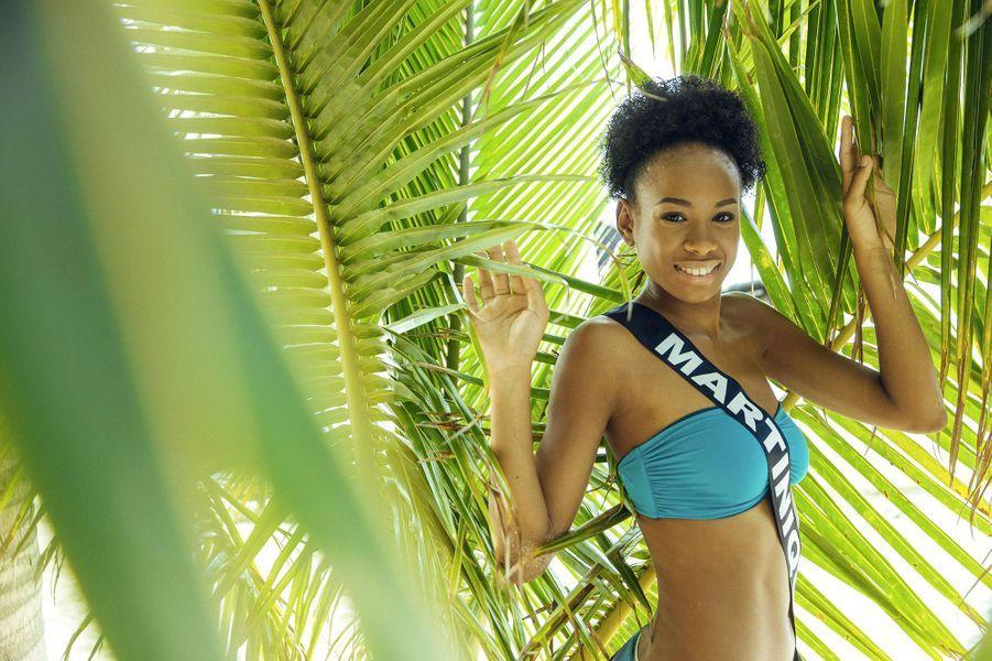 Olivia Luscap,Miss Martinique 2018