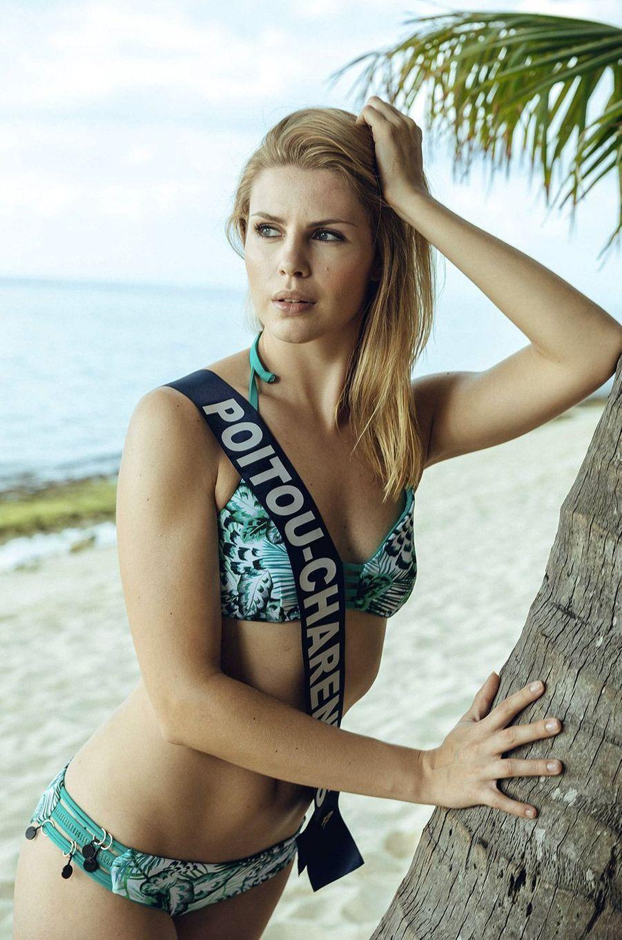 Marion Sokolik, Miss Poitou-Charente 2018