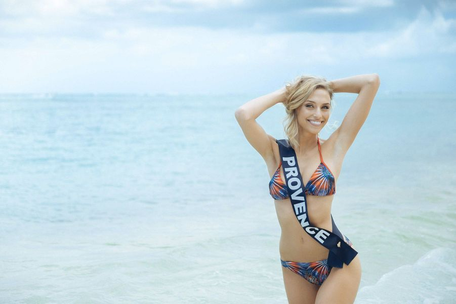 Wynona Gueraini, Miss Provence 2018