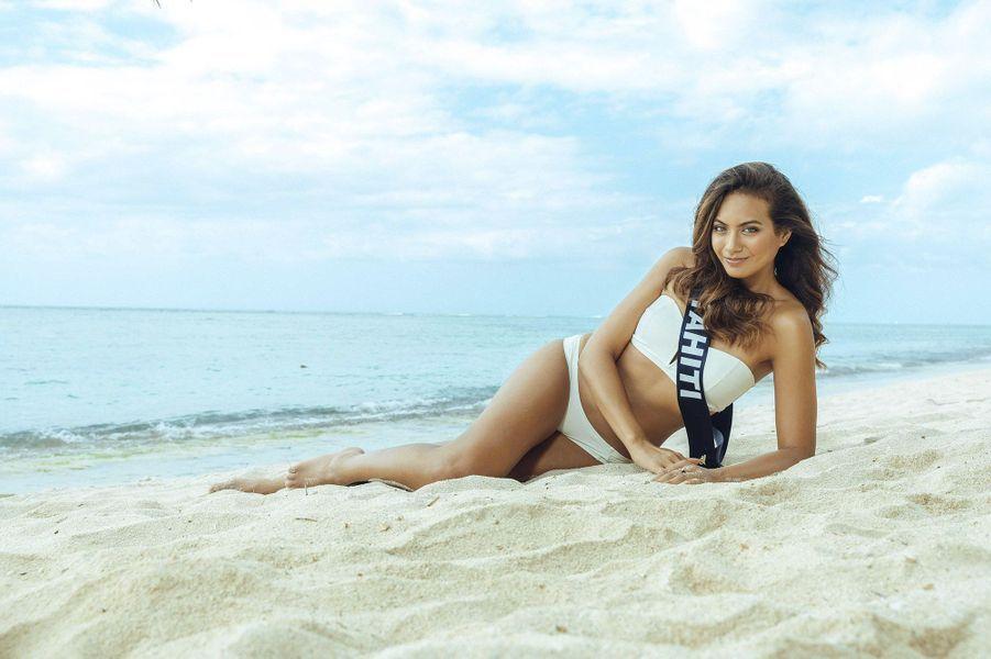 Vaimalama Chaves, Miss Tahiti 2018