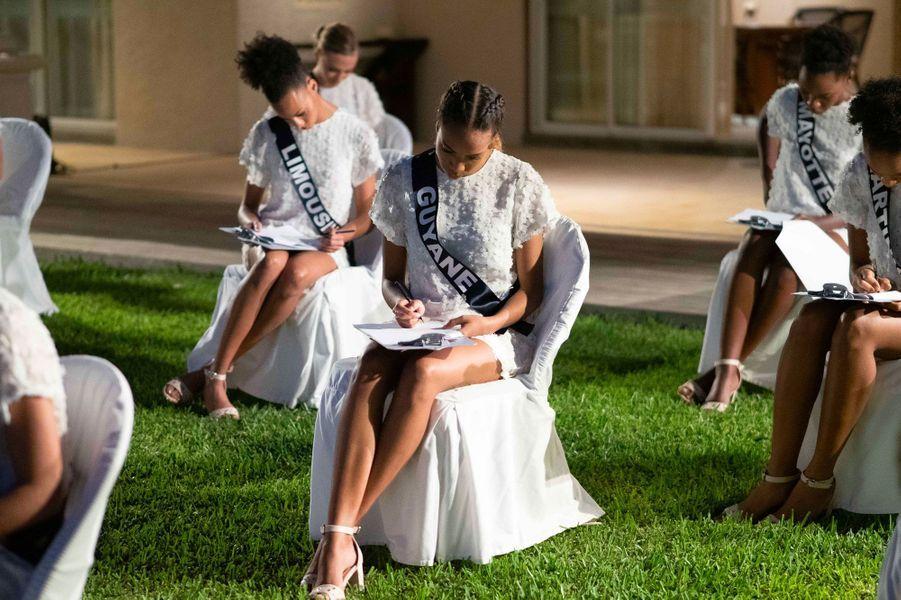 Les candidates à Miss France passent le test de culture générale