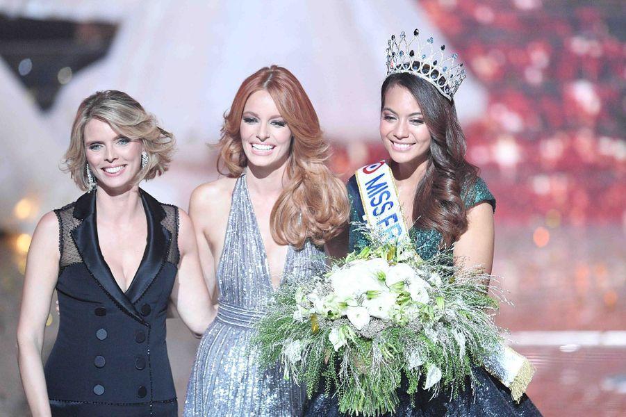 Vaimalama Chaves sacrée Miss France 2019