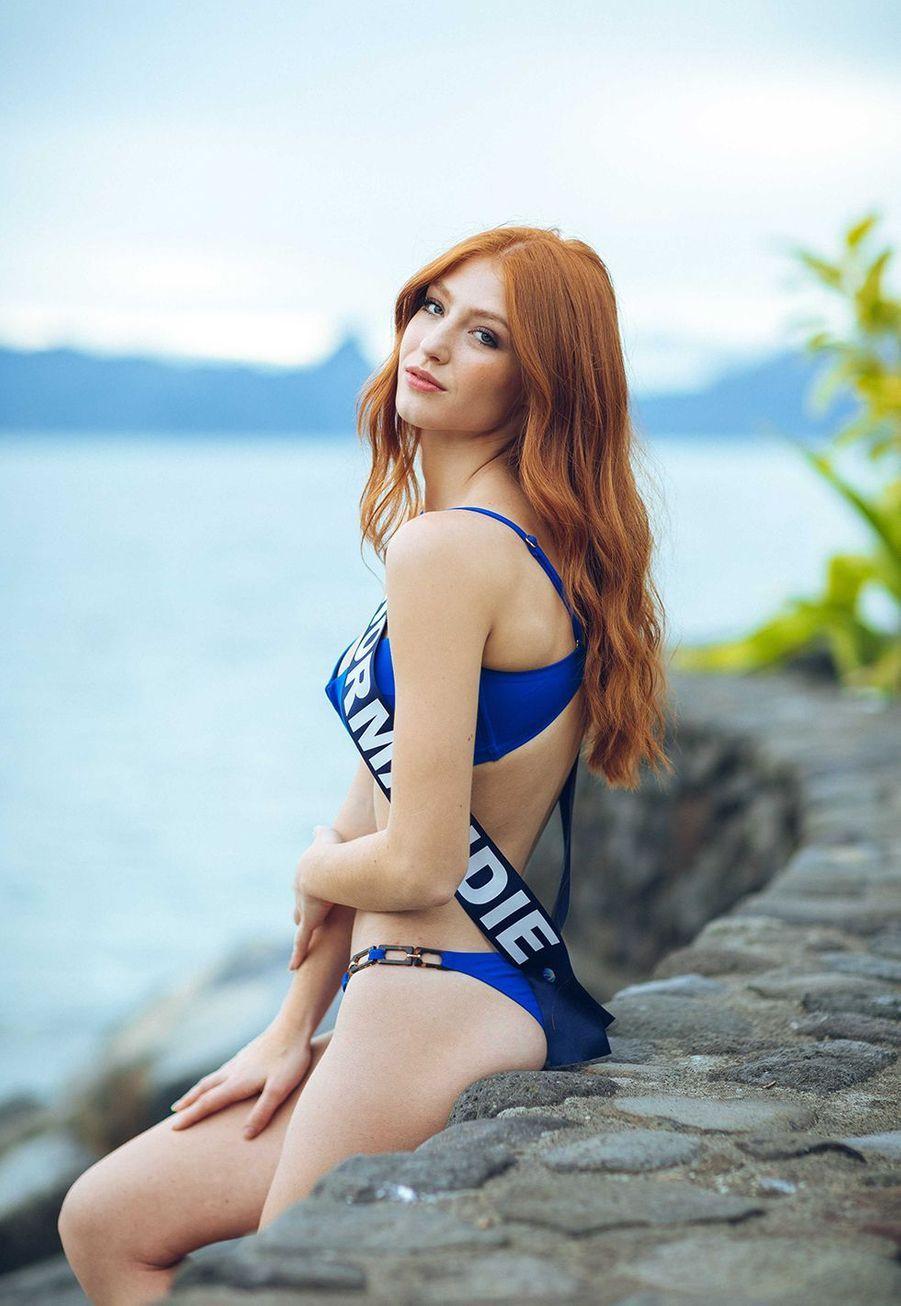 Miss Normandie, Marine Clautour, 21 ans, 1m72