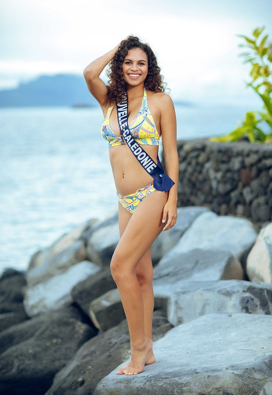 Miss Nouvelle-Calédonie, Anaïs Toven, 18 ans, 1m70