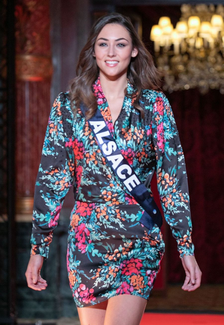 Laura Theodori, Miss Alsace, 23 ans, 1m71