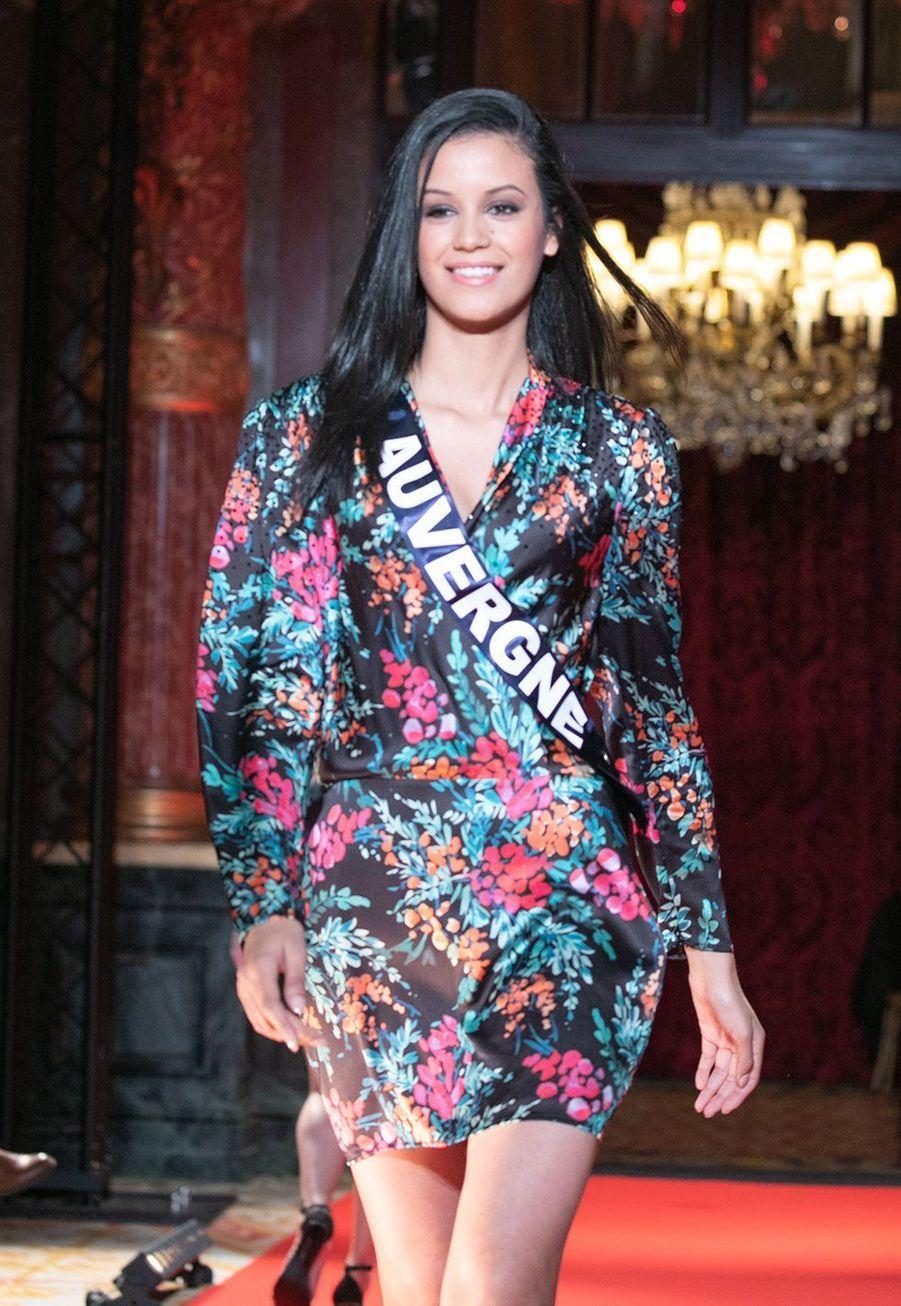 Meïssa Ameur, Miss Auvergne, 21 ans, 1m86