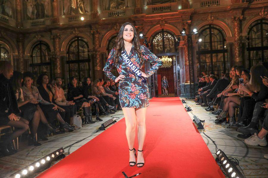 Alison Salapic, Miss Limousin, 22 ans, 1m72