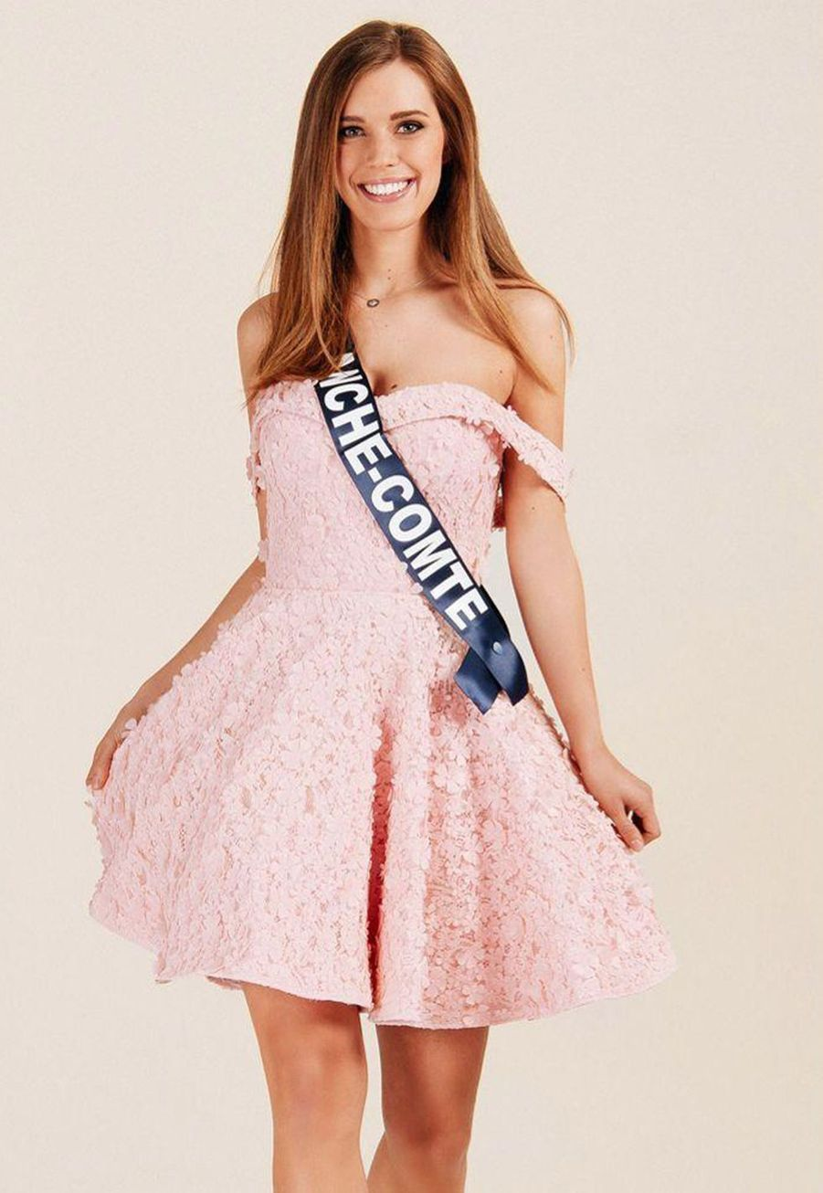 Solène Bernardin, Miss Franche-Comté, 23 ans, 1m76