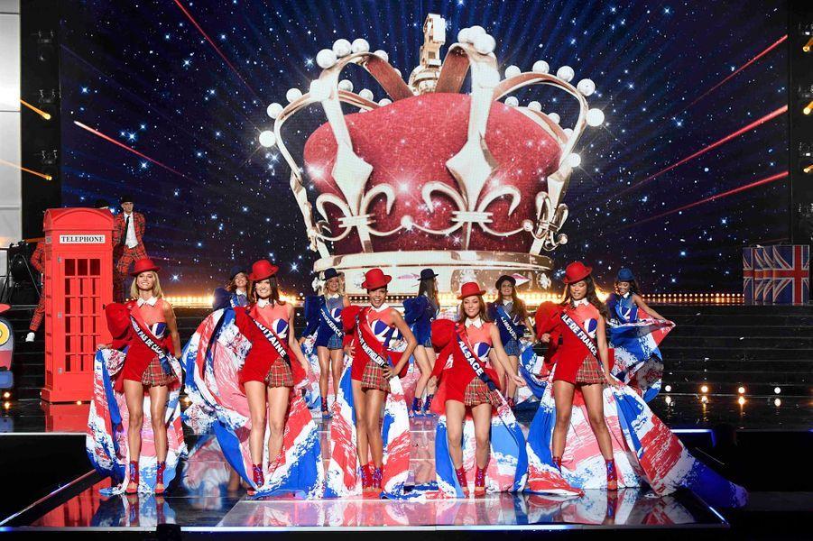 Les miss sur le tableau consacré à l'Angleterre.