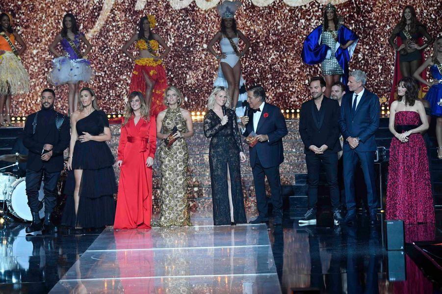 Amandine Henry est la présidente du jury de miss France 2020.