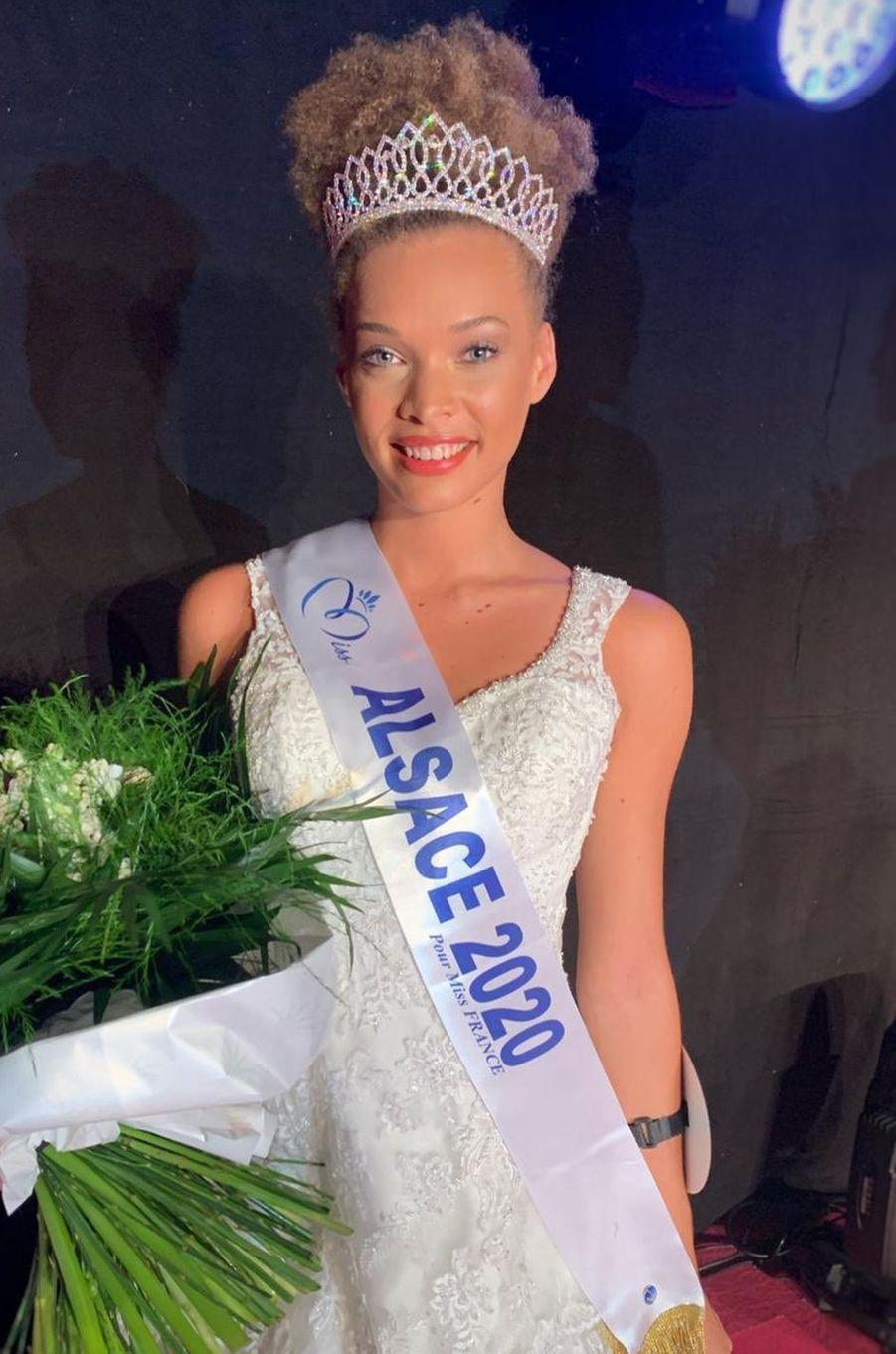 Miss Alsace, Aurélie Roux, 24 ans