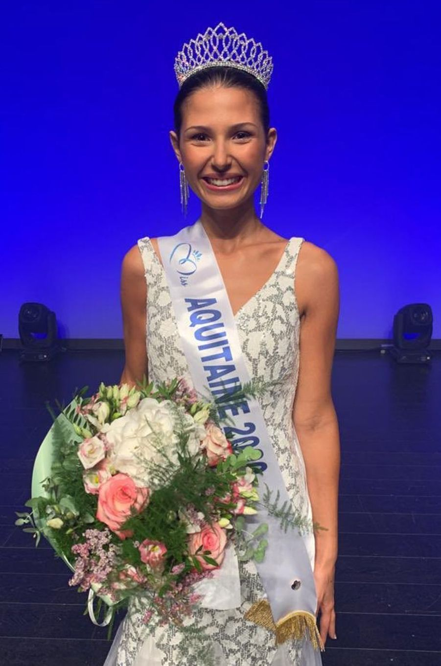 Miss Aquitaine, Leïla Veslard, 18 ans