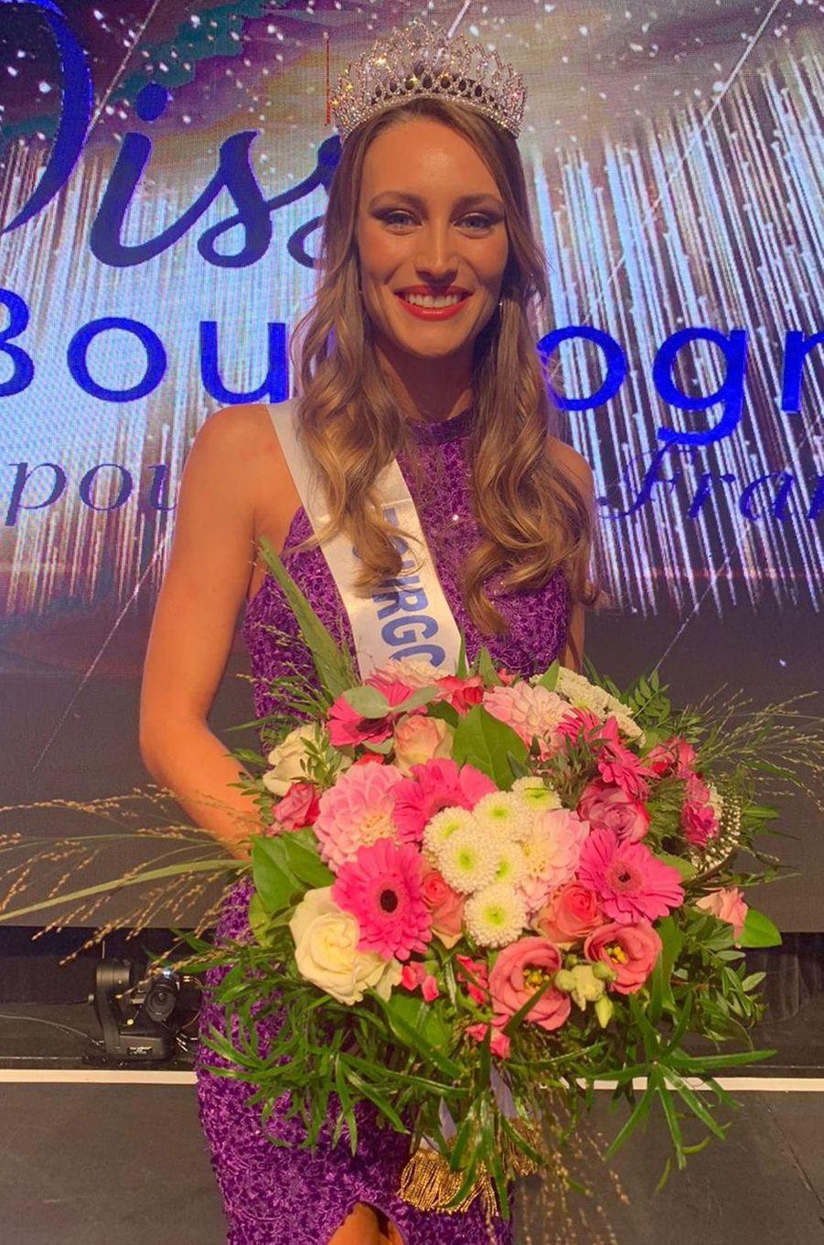 Miss Bourgogne, Lou-Anne Lorphelin, 23 ans